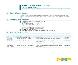74HC30PW,112.pdf