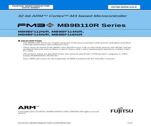 MB9BF115NBGL.pdf