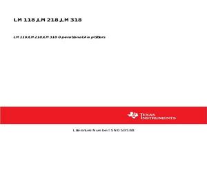 LM6132BIMNOPB.pdf